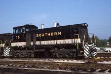 SOUTHERN SW1500 73 SR SOU X-K&IT     Original Slide