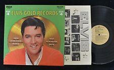 Elvis Presley Gold Records Volume 4 RCA 3921