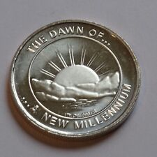 More details for the dawn of a new millennium walking liberty 2000