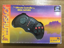 ZYKON JoyShuttle Controller - Sega Saturn - BOXED - Never Used - Tracking P&P