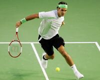 Roger Federer 8 x 10 / 8x10 GLOSSY Photo Picture