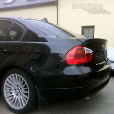 Painted BMW 3-Series E90 4D Sedan OE Type Trunk Boot Spoiler 06 335i 328i #A35