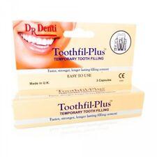 DR. Denti Toothfil Plus  (extra sterk) v 1700 besteld vlgde kantoordag in huis