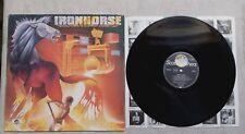 """DISQUE VINYL 33T LP MUSIQUE / IRONHORSE """"IRONHORSE"""" 10T 1979 ROCK"""