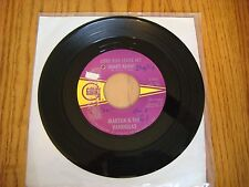 Vintage 45 RPM Martha and The Vandellas  Love Bug Leave My Heart Alone
