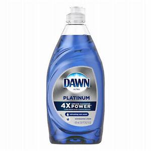 Platinum Dish Soap, Refreshing Rain Scent, 16.2-oz. -97291