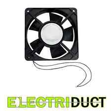 """4"""" Universal Cabinet Computer Quiet Cooling Fan System - Electriduct"""