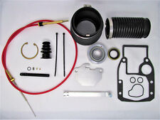 OMC COBRA TRANSOM SHIFT CABLE KIT W/ SEAL AND SNAP RING & TOOL 18-2771 3854127