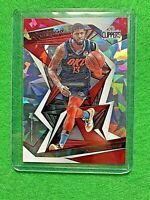 PAUL GEORGE CLIPPERS CHINESE NEW YEAR CRACKED 2019-20 REVOLUTION BASKETBALL SP