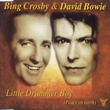 CD Bing Crosby & David Bowie - Little drummer boy (peace on earth)