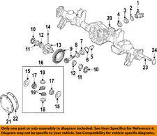 Jeep CHRYSLER OEM 05-10 Grand Cherokee Rear Axle-O-ring 52114079AA