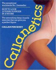 Callanetics,Callan Pinckney- 9780099701408