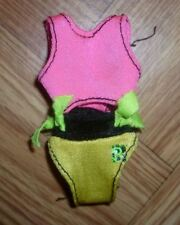 ❤️Barbie Doll Clothes - Beach Blast Skipper 1989 Swimsuit❤️