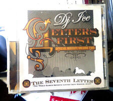 DJ ICE X 7TH LETTER CREW letters first official mixtape NEW known gallery will