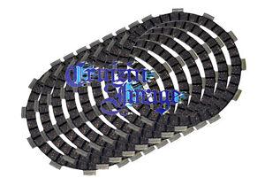 2008-2009 HONDA TRX700XX CLUTCH PLATES SET 8 FRICTION PLATES CD1302