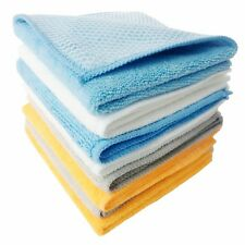 8 Pack Microfiber Cleaning Cloth Kitchen Towels Absorbent Dish Washing Link Free
