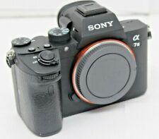 Sony Alpha A7 III 24 MP Digital Camera - Black (Body amd 1 battery Only)