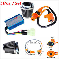 Racing Ignition Coil CDI Air Filter For Gy6 Scooter Go Kart 150cc 125cc 50cc ATV
