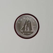 2000 Canada SPECIMEN Caribou 10-cents Coin from Specimen Set