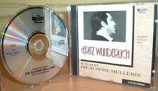FRITZ WUNDERLICH - Die schöne Müllerin - High Quality Radio Live Recording 1965