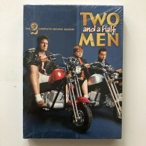 Two and a Half Men The Complete 2nd season DVD new sealed