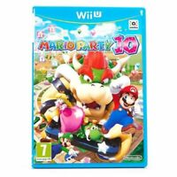 Mario Party 10 - Wii U  Mint Condition 1st Class Super Fast Delivery
