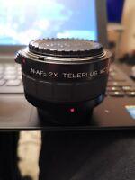 Nikon fit x2 Teleplus MC7 Teleconverter AF-d Tele Converter 2x MC 7