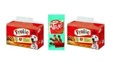 Frolic Complete Dog Food With Beef Dry Dog Food 2 x 7.5kg =15kg + Free Treats