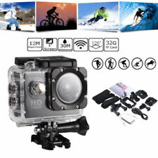 Waterproof SJ9000 HD 1080P Ultra Sports Action Camera DVR Camcorder + 8 Items