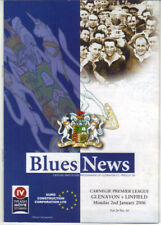 2005/06 Glenavon v Linfield - Irish League - 2nd Jan - Vol 24 No 10