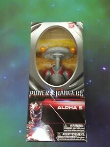 Power Rangers Alpha 5 Action Figure by Ban Dai