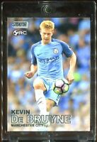 2016-17 Topps Stadium Club Premier League KEVIN DE BRUYNE RC Rookie. #75.