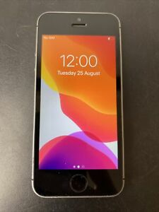 Apple iPhone SE 128GB Unlocked - Space Grey - A1723