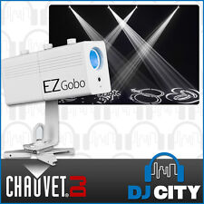 Chauvet DJ EZGobo Battery Powered Easily Portable Gobo Monogram Projector