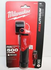 Milwaukee 2113-21 USB Rechargeable Pivoting Flashlight 500 Lumens New
