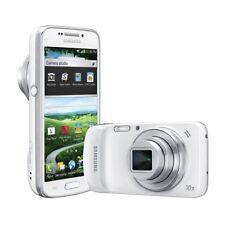 Samsung Galaxy S4 Zoom 4G LTE SM-C105A 16GB AT&T Unlocked White Smartphone SRB