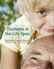 Invitation to the Life Span by Kathleen Stassen Berger (2016, PDF file only)✨🤩