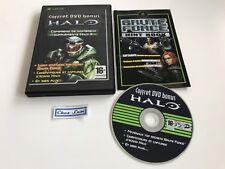 Coffret DVD Bonus - Halo Combat Evolved - Promo - Microsoft Xbox / PC - FR