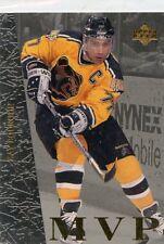 RAY BOURQUE 1996-97 Upper Deck Hockey MVP #UD27 Boston Bruins