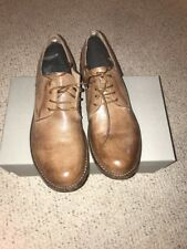 Brand New Men's Officine Creative Brown Dress Shoes Size 43.5
