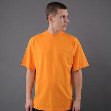 Urban Classics Tall Tee orange 3XL, Orange, Uni, TB006