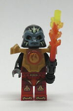 LEGO Legends of Chima - Gorzan (Feuer Outfit) - Figur Minifig Gorilla Affe 70143