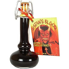 Satan's Blood Hot Sauce  - Pepper Extract