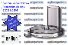 Braun Food Processor Lid Models 3202, 3205 Part BR67051139 67051139 7051139