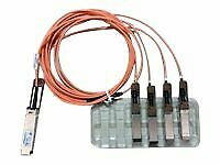 Cisco Direct-Attach Breakout Cable Network cable QSFP (M) to QSFP-4X10G-AOC3M=