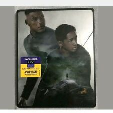 After Earth Blu Ray Steelbook