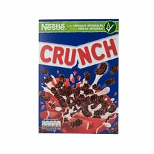 Nestle Crunch Cereal 450g - Imported from France