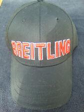 BREITLING HAT/CAP BLACK & RED