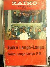 ZAIKO Langa-Langa F.D.-same title,Cassette Tape VERY RARE!!!