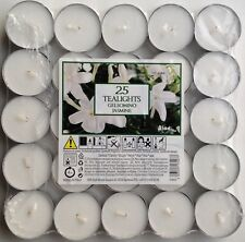 Prices Candles Aladino Tea Lights 25 in a pack - Jasmine